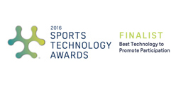 2016 Sports Technology Awards Finalist
